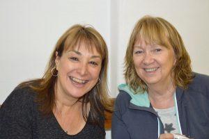 Sandra & Cheryl