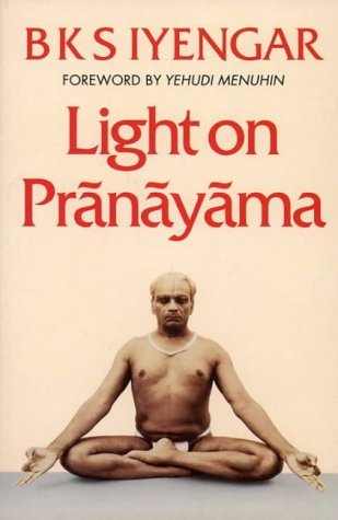 Light on Pranayama - book cover