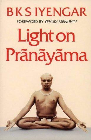 Light on Pranayama - book cover